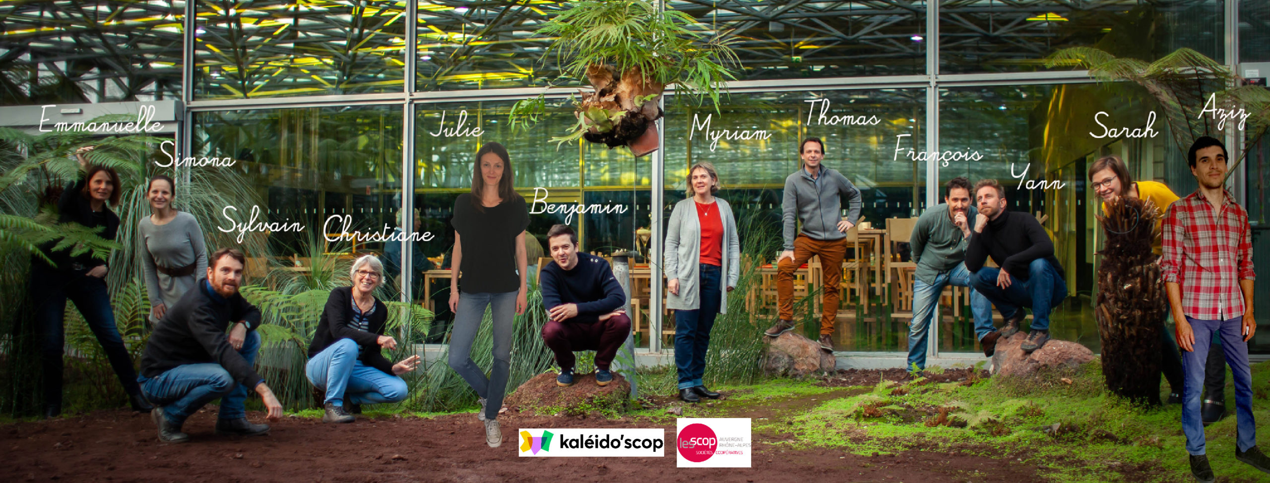 Kaleido'Scop contributes to the Congress of cooperative companies
