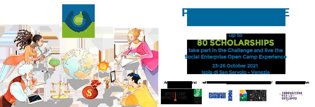 Social Enterprise Open Camp – Planet & People 2021